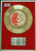 "Queen - 24 Carat Gold 7"" Disc - Crazy Little Thing Called Love"